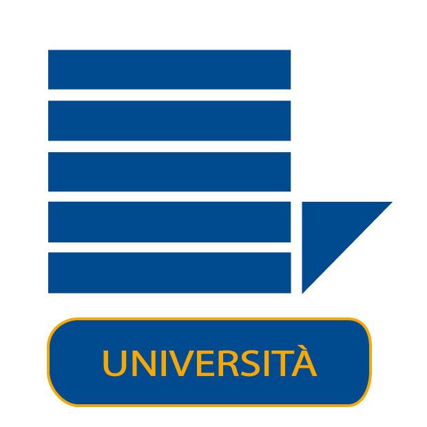 Vai alla sezione Università