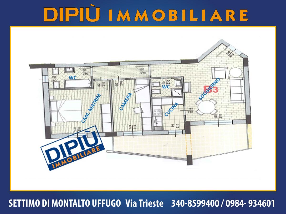 SETTIMO: Appartamento nuova costruzione con terrazzo